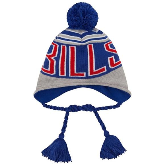 4535042aefe SOLD OUT Buffalo Bills New Era Peruvian Knit Hat
